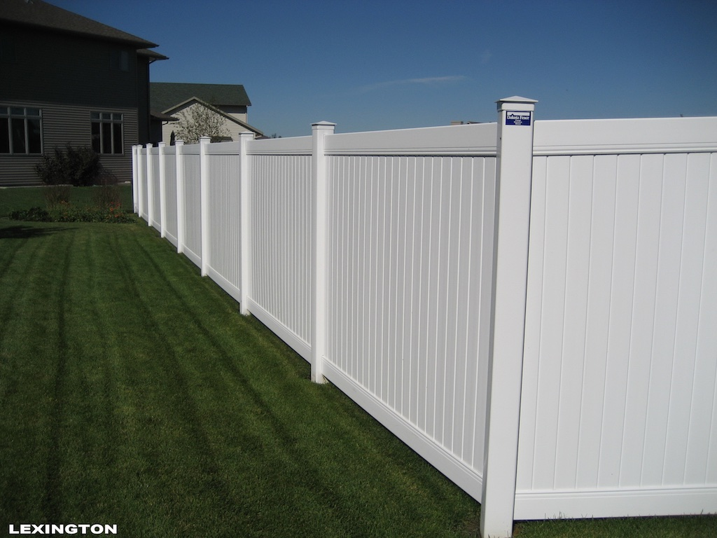 Vinyl Pvc Fence Photos